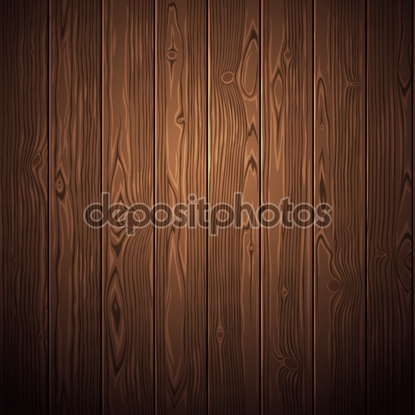 Dark Wood Seamless Pattern