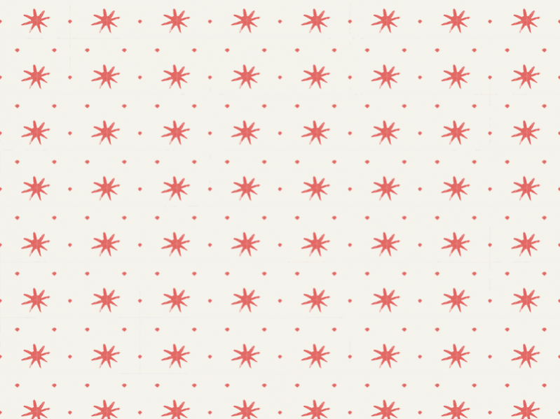 digital dot stars pattern