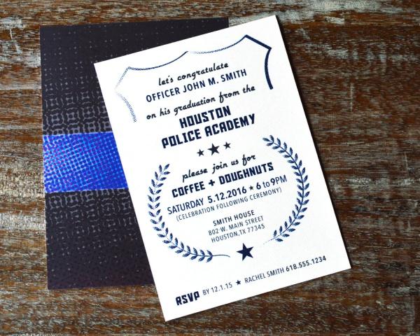 Diy Graduation Invitation Design