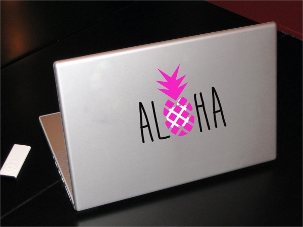 Diy Laptop Sticker