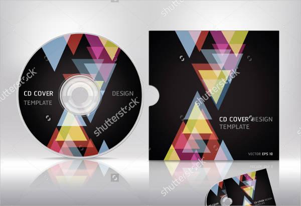 Download CD label Design