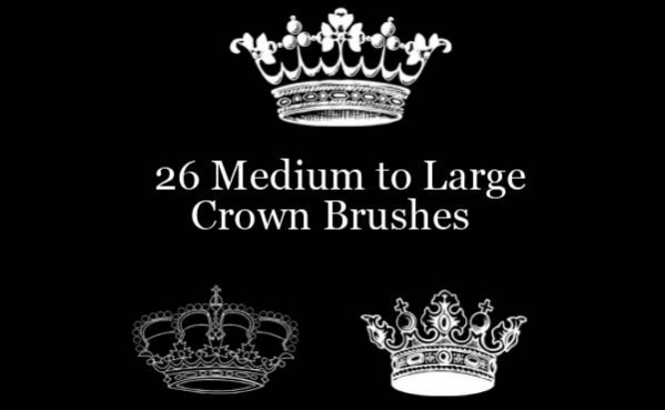 Download Crown Brushes for Desktop