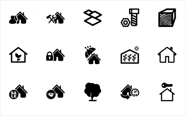 Download Home Icons