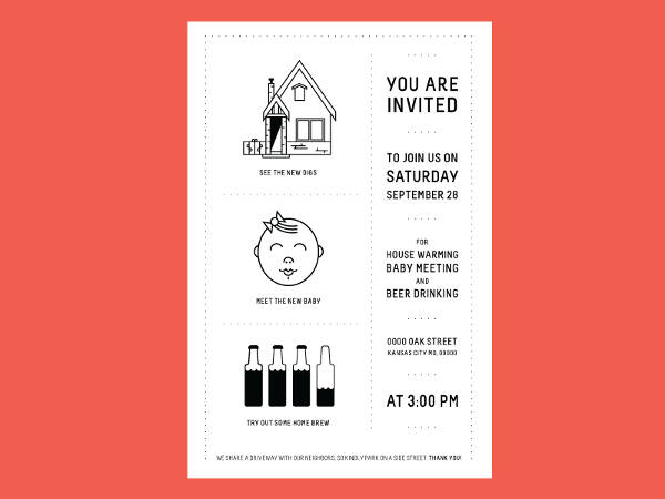Download Housewarming Party Invitation