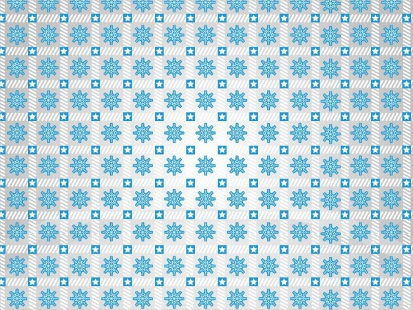 Download Printable Snowflake Pattern