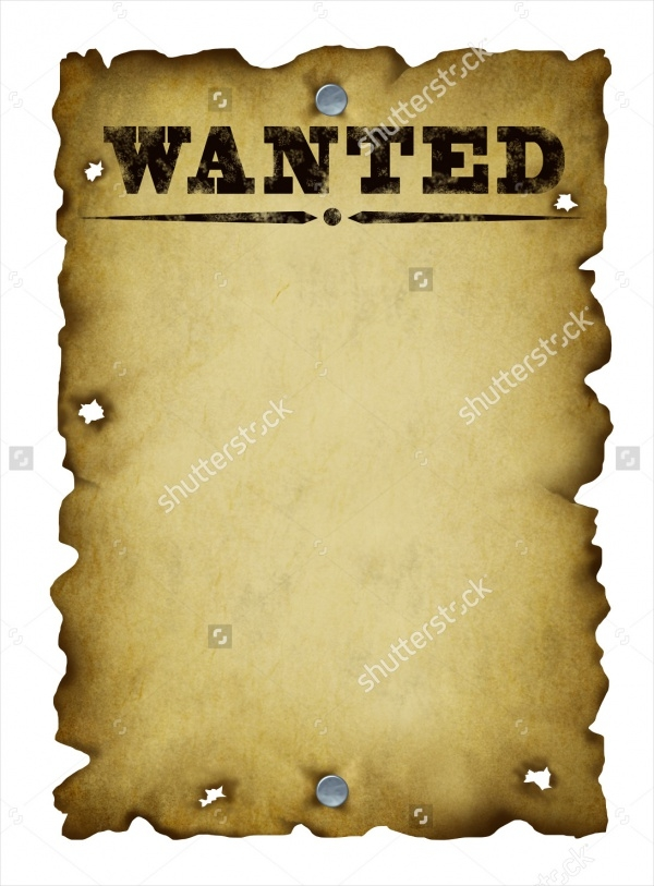 Download Wanted Poster