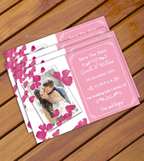 Download Wedding Postcard