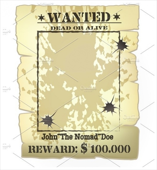 EPS Wanted Poster
