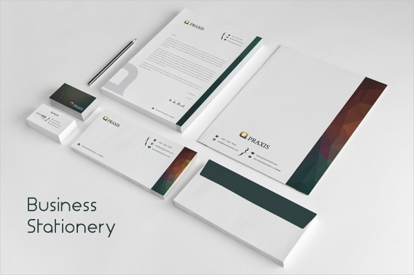 Editable Business Stationery