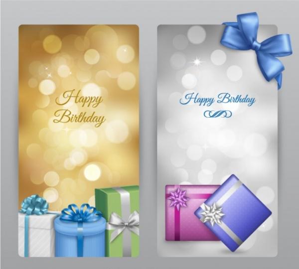 Editable Happy Birthday Banner