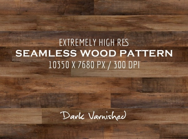 Editable Wood Pattern