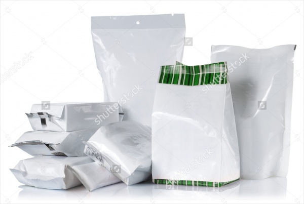 Elegant Food Packaging Design
