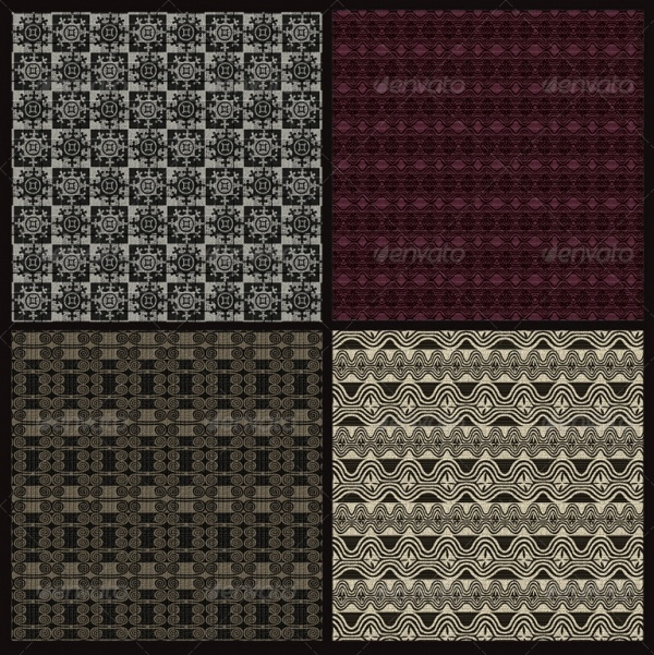 Ethnic Fabric Patterns