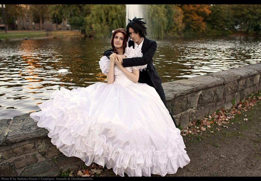 Fantasy Wedding Photography