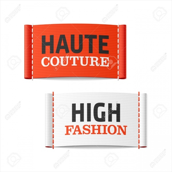 Fashion Clothing Labels