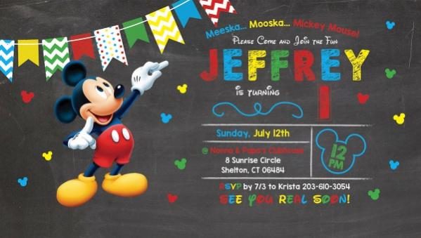 13 mickey mouse invitation psd vector eps ai illustrator download 13 mickey mouse invitation designs maxwellsz