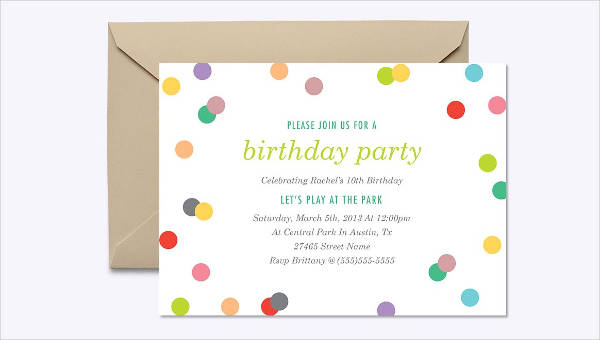 Free Candyland Invitation Template from images.freecreatives.com