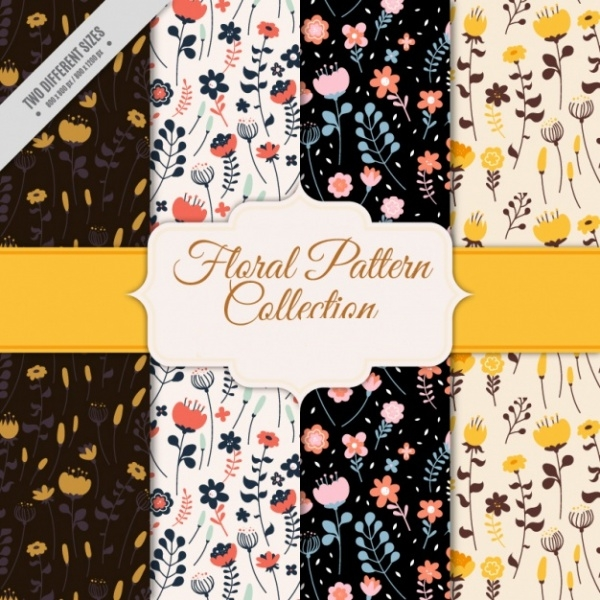 Floral Cute Pattern
