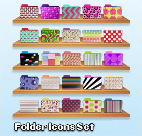 Folder Mac Icons