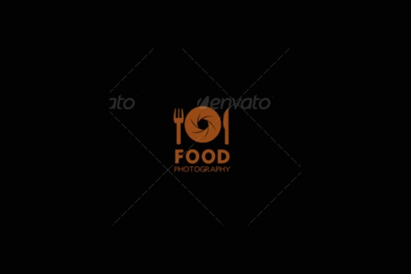 Food Event Photography Logo
