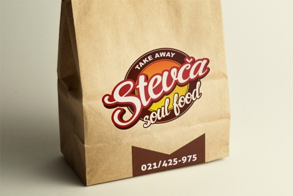 Food Packaging Graphic Design