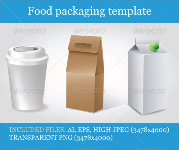 Food Product Packaging Design