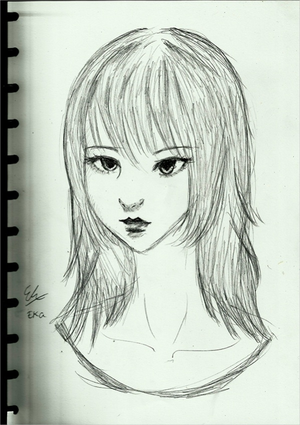 Free Amazing Anime Drawing