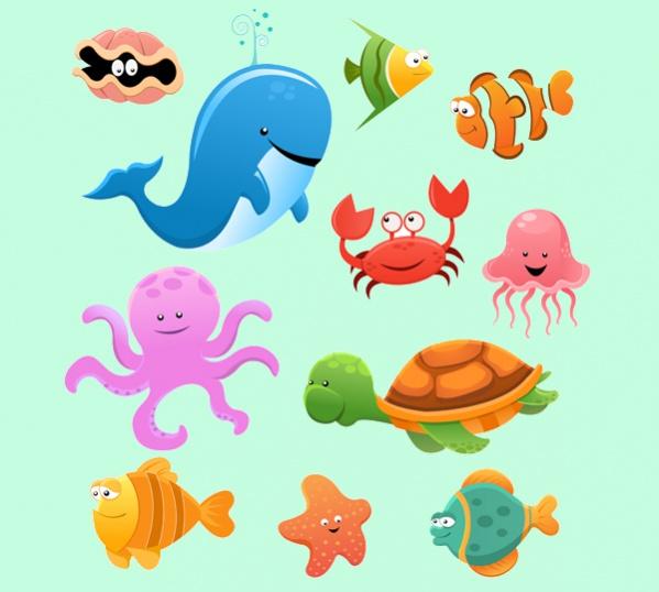 Free Animal Vector Graphics