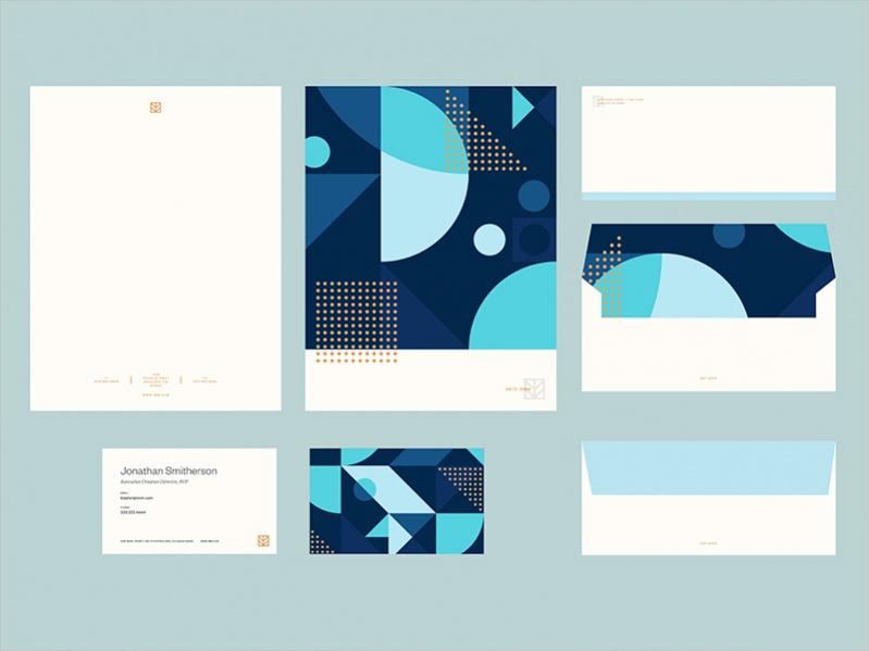 Free Brand Stationery Design