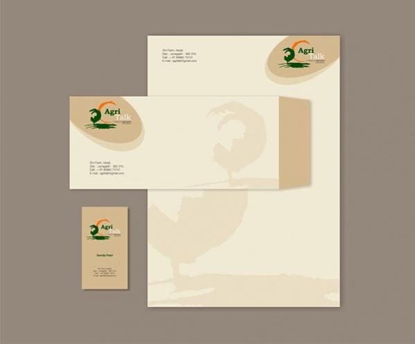 Free Creative Stationery Set