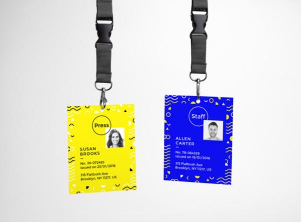 Free Customized Id Card