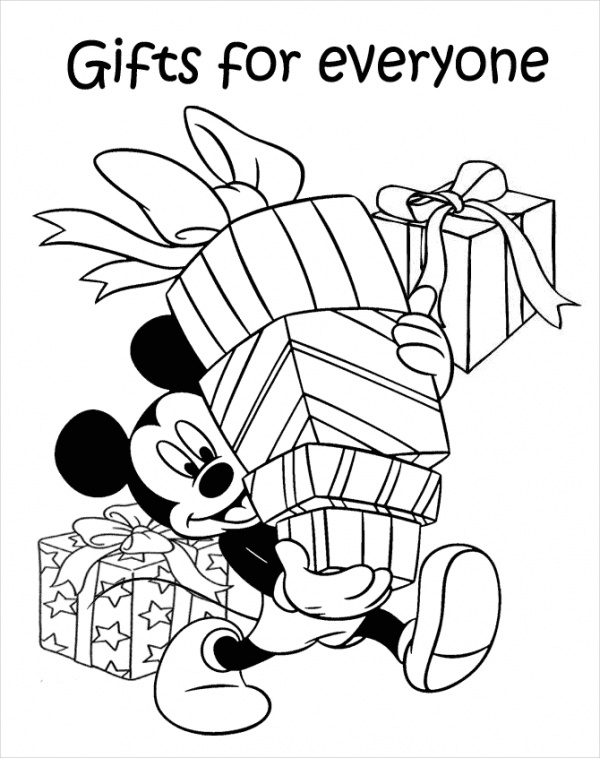 17+ Disney Coloring Pages - JPG, PSD, AI Illustrator Download