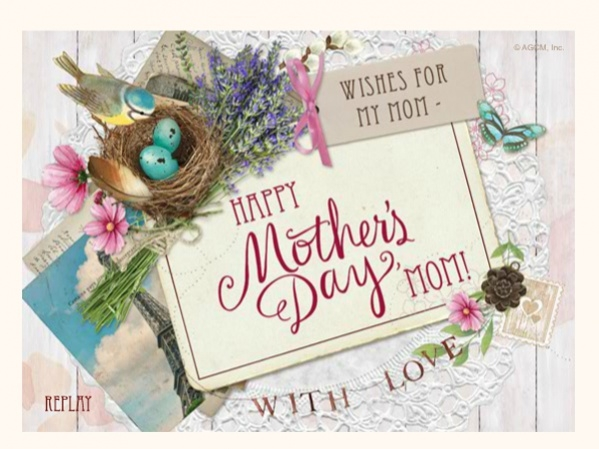 Free Diy Mothers Day Card