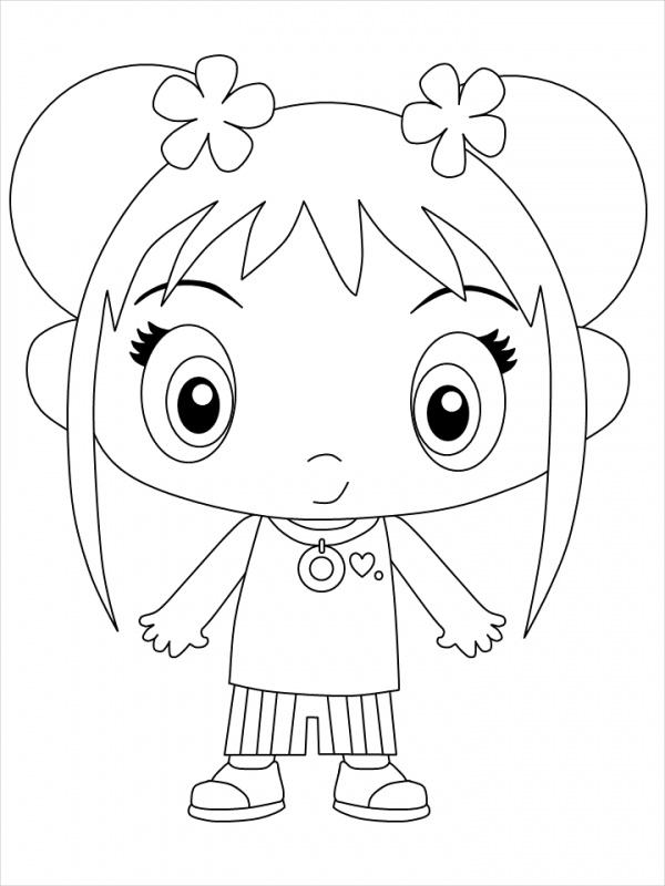 free editable coloring page