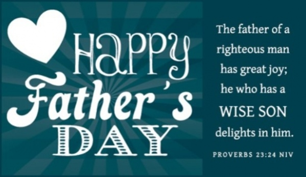 Free Fathers Day Greeting Card