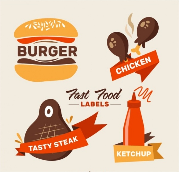 Free Food Label Design