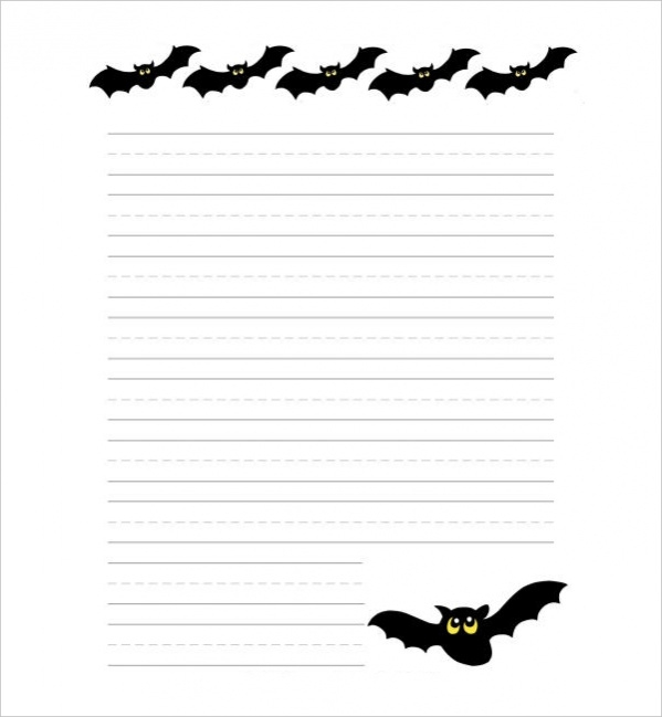 Free Printable Stationery  print stationary