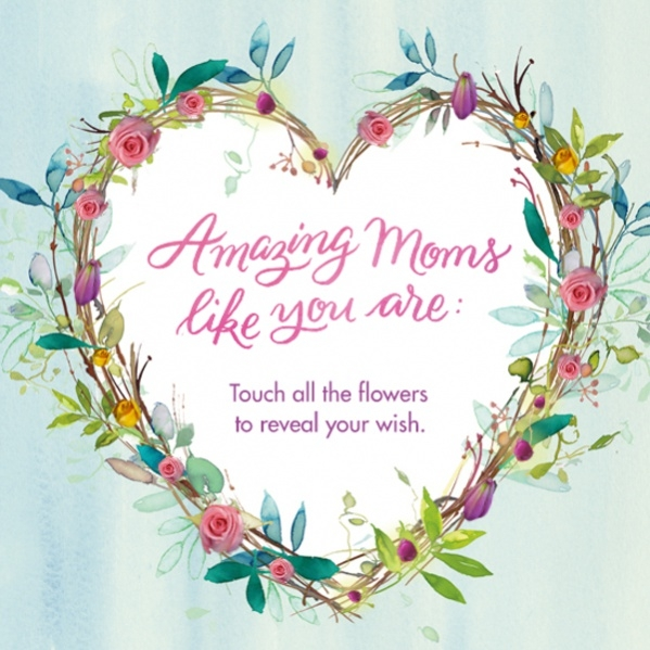 Free Handmade Mothers Day Card