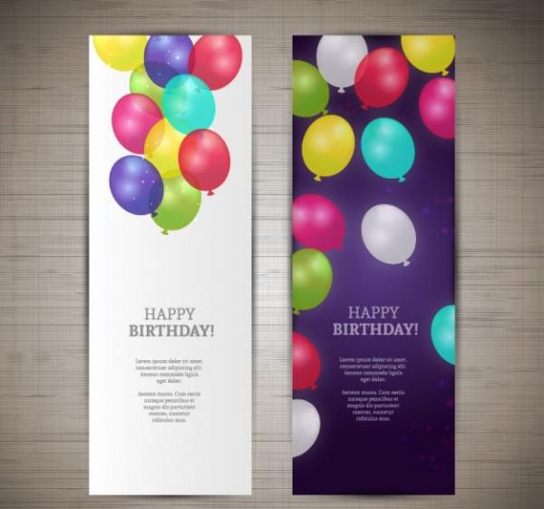 Free Happy Birthday Banner