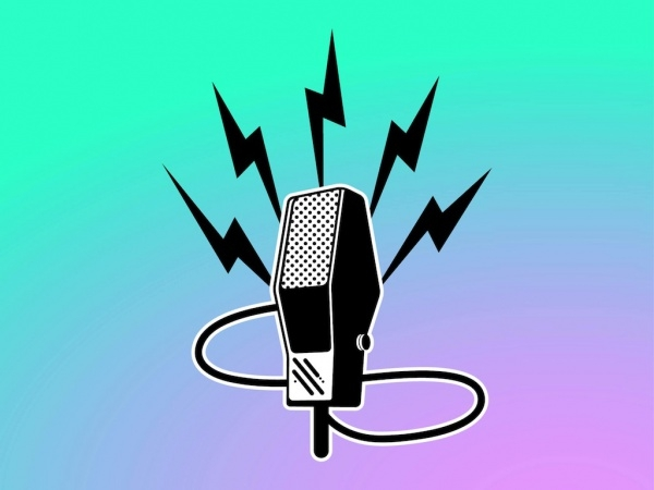 Free Microphone Vector Graphics