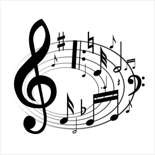Free Music Clipart Design