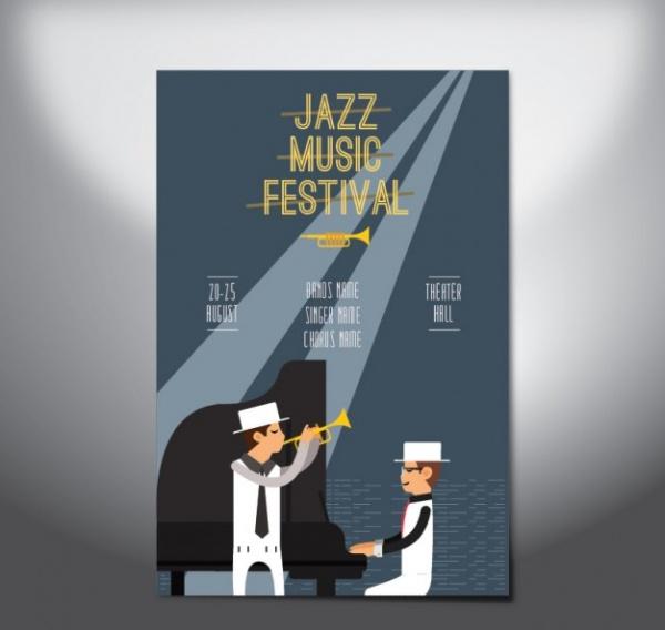 Free Music Poster Design