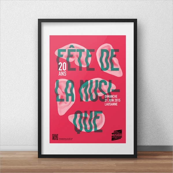 Free Music Poster