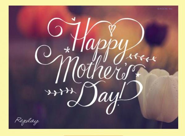 Free Preschool Mothers Day Card Design