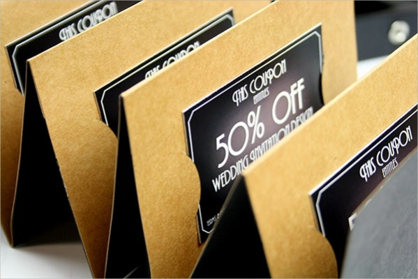 Free Printable Gift Coupon Design