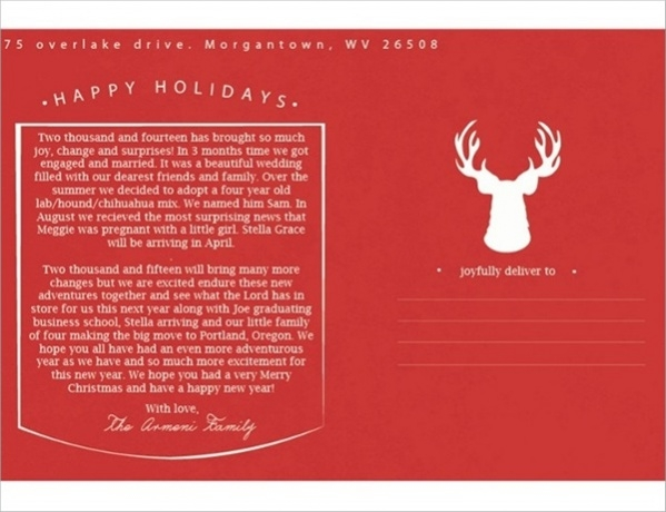 Free Printable Holiday Stationary