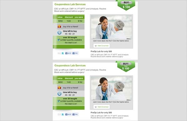 Free Printable Medical Coupon