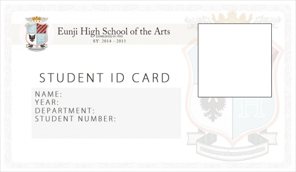 Free Student Id Card