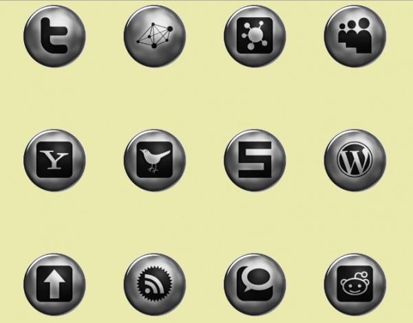 Free Transparent Social Media Logo Icons