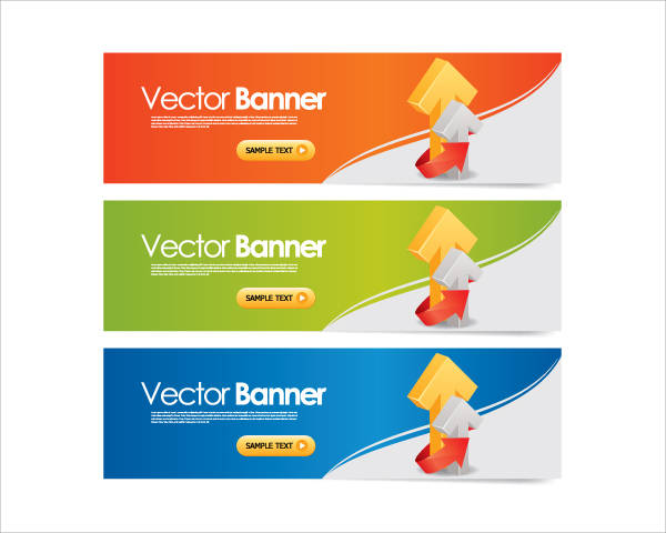 free vector banner designs1